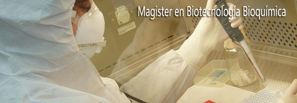 Mg biotecnología bioquimica