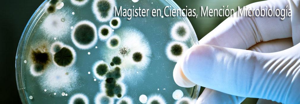 Mg mención microbiología